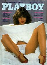 Playboy 05/1981     GABRIELLA BRUM      Mai/1981