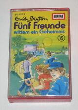 MC/ENID BLYTON/FÜNF FREUNDE/WITTERN EIN GEHEIMNIS/15/Europa 515707.2