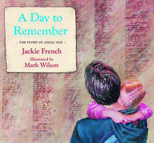 A Day to Remember by Jackie French (Paperback)