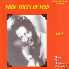 Surtout-sure prises de vue of soul volume 1-tu soul CD