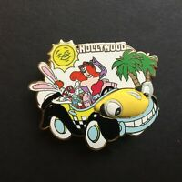 DSF - Roger Rabbit and Jessica Rabbit Benny Hollywood LE 300 - Disney Pin 59786
