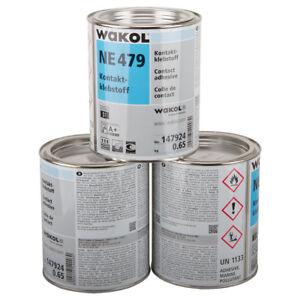 Wakol Spezial Klebstoff für Bootsteppich Teppichkleber und auch für Kfz-Bereiche