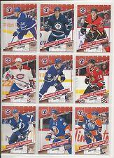 16-17 UD Upper Deck NHCD National Hockey Card Day Complete Set (16 Cards) Mint