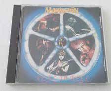 MARILLION REAL TO REEL CD ALBUM LIVE 1984 OTTIMO ROCK SPED GRATIS SU + ACQUISTI!