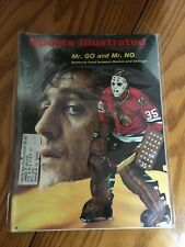 FM3-65 Sports Illustrated Magazine March 29 1971 ESPOSITO BROTHERS HOCKEY