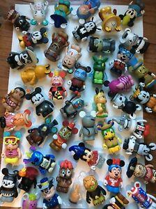 "Lot of 23 Disney Vinylmation 3"" Figurines"