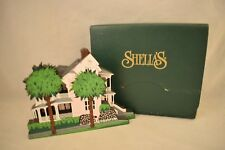 Shelia'S 2000 Drayton House Ii Charleston Sc - Shelf Sitter Vst35 Nib (h918)