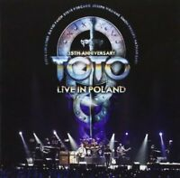 Toto - 35th Anniversary Tour - Live In Poland [CD]