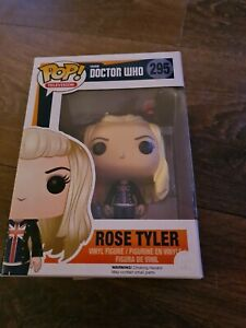 Brand New Funko Pop Television Rose Tyler Doctor Who 295