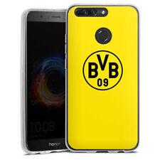Huawei Honor 8 Pro Silikon Hülle Case - BVB Gelb