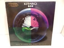 KITARO Light of the Spirit Promo Mickey Hart Grateful Dead Geffen Monarch LP NM