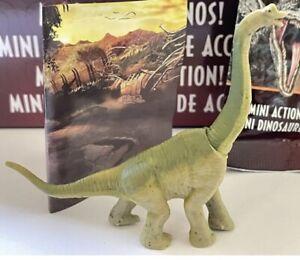 Jurassic World Dino Escape Brachiosaurus Blind Mini Action figure Sealed Rare