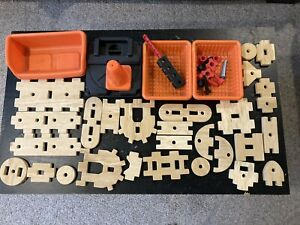 Step 2 Replacement Foam Wood Pieces Lot Of 28 Plus Mic. Accessories