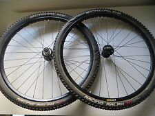 Schwalbe Racing Ralph HT / Geax / Chosen Tubular XC Race wheels 26in (1100)