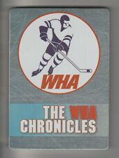 The WHA Chronicles DVD 3 Disc SET Winnipeg Jets Edmonton Oilers Gordie Howe