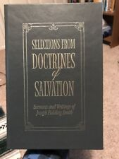 Selections from Doctrines of Salvation - Joseph Fielding Smith Employee Edition