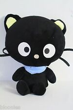 "Sanrio Chococat 15"" Fiesta Plush Toy Doll Black Cat 2011"