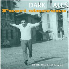 33 LP  Dark Tales ‎– Fuori Sincrono - 1981: The Lost Tapes italy 2013