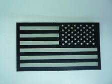 """REV USA FLAG IR PATCH TAN ON MB 3 1/2""""X2"""" COLL#225 WITH VELCRO® BRAND FASTENER"""