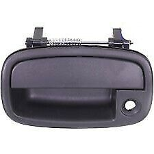 Handle Exterior Front Left Driver & fits tailgate Door for 95-00 KIA Sportage