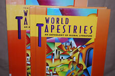 Teacher's Resource Manual World Tapestries Anthology Global Literature Fearon