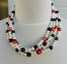 Collares y colgantes de joyería cadenas blanco