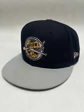 Charleston Riverdogs Fitted Hat Size 7 3/8 (58.7 cm) 59Fifty New Era