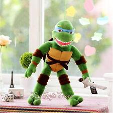 """Leonardo 15"""" BLUE Teenage Mutant Ninja Turtles TMNT Plush Doll Stuffed Toy"""