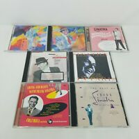 Frank Sinatra Lot of 7 CDs (Swing, Duets, Capitol Years, Sammy Cahn, ect)
