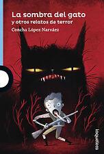 La sombra del gato y otros relatos de terror. ENVÍO URGENTE (ESPAÑA)