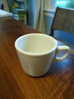 Vintage Buffalo China Mug Cup HEAVY Restaurant Ware Coffee Tea