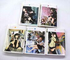 Imori 201 Imai Yuu Echi Comedy Japanese Print Mature Completed Manga Set Vol 1-5