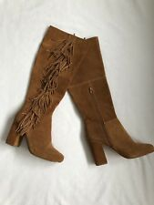 Suede River Island Boots Ladies Size 7/40