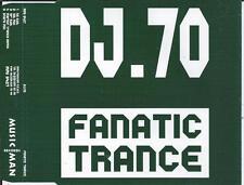DJ 70 - Fanatic Trance CDM 5TR BELGIUM Release 1993