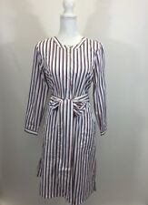 New Thomas Mason® for J.Crew tie-waist shirtdress Striped Size 6 G3279 SOLD OUT