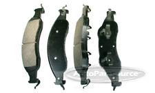 Tru Star PPM1278 Disc Brake Pad-Semi-Metallic Pads Front