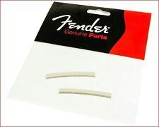 Fender Original String blank nut For Guitars - Simulated Bone - Pack Of 2