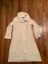 Apt 9 women's sweater long length, size small