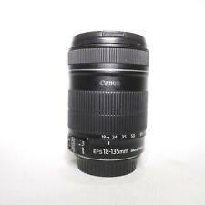 Canon EF-S 18-135mm f3.5-5.6 IS Image Stabilizer Lens