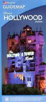 2020 Hollywood Tower Hotel - Disney's Hollywood Studios Fold Out Map & Guide