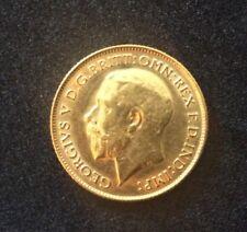 More details for 1913 half sovereign - gvf- king george v - lovely coin