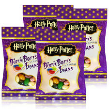 4x Jelly Belly Harry Potter Bertie Bott´s Beans Botts Bean verzauberte Bohnen