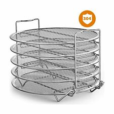 Goldlion Dehydrator Rack Stainless Steel Stand Accessories Compatible with Ni...