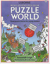 New, More Adventures in Puzzle World: Mountain, Puzzle, Castle (Young Puzzles),