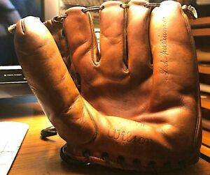 Vintage Top of the Line Ted Williams Wilson A2078 Professional Model Glove