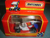 1993 Matchbox Nutmeg 1:64 Scale Diecast Sprint Midget Car #10 JAC HAUDENSCHILD