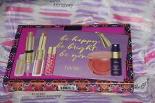 Tarte Limited Edition Be Happy Be Bright Be You Discovery Gift Set Holiday 2017
