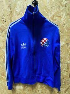 adidas Ventex Dynamo Zagreb Vintage Track Jacket Blue Size S/M