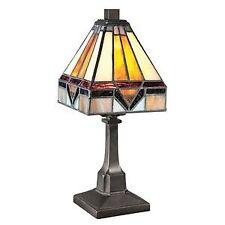 1 Light Tiffany Desk Lamp - Small Tiffany Table Lamp...