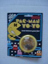 1980's DUNCAN YO-YO VIDEO ACTION SEALED VIDEO ARCADE GAME PACMAN YOYO PAC-MAN